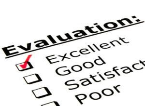 evaluate work