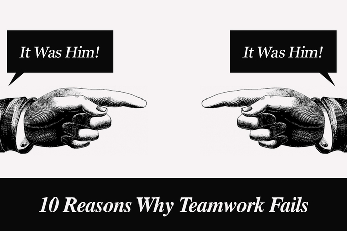 Title Photo Why Teamwork Fails