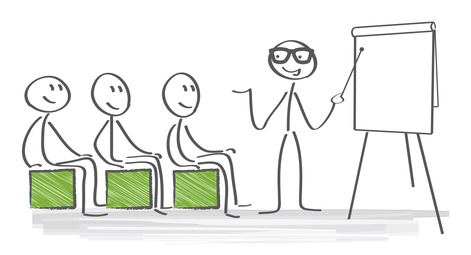 Presentation In A Team