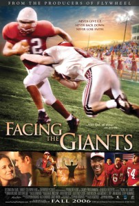 © impawards.com - Facing The Giants