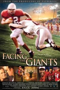 © impawards.com - Facing The Giants